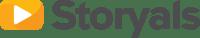 Storyals logo - gray
